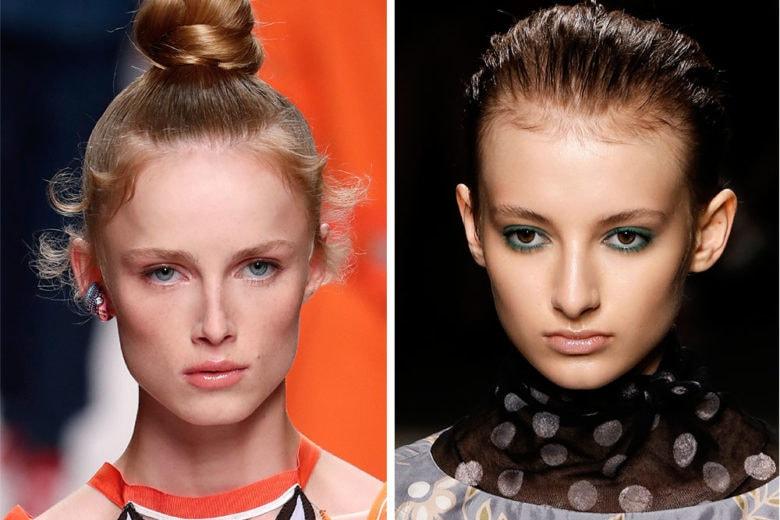 Ma quale difetto? I baby hair sono tra le tendenze capelli più cool del momento!