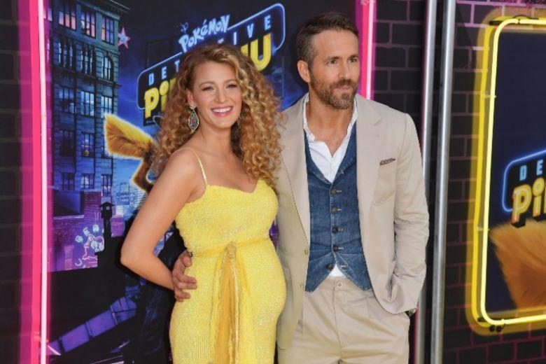 Blake Lively è incinta (di nuovo): terzo figlio con Ryan Reynolds
