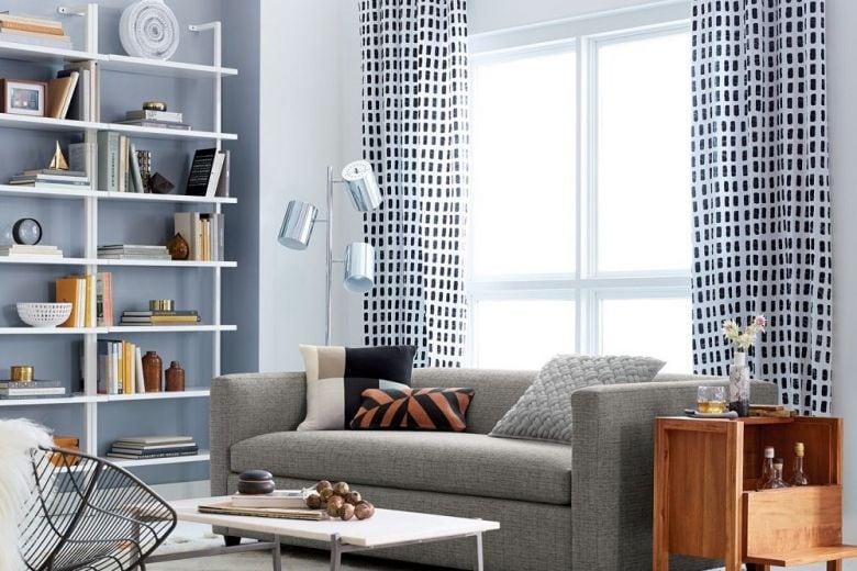 Come decorare con tende moderne, stanza per stanza