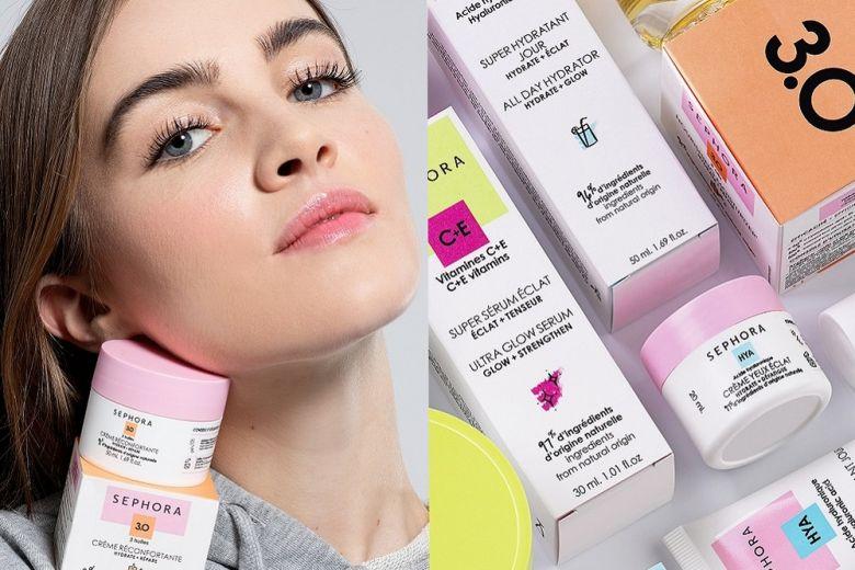 GOOD FOR di Sephora Collection: la nuova linea di skincare naturale, ecosostenibile e adatta a tutti