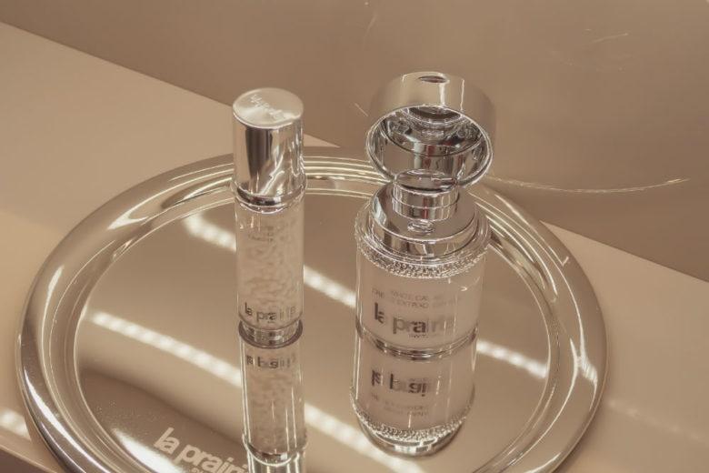 White Caviar di La Prairie: un duo di bellezza che dona nuova luce al viso