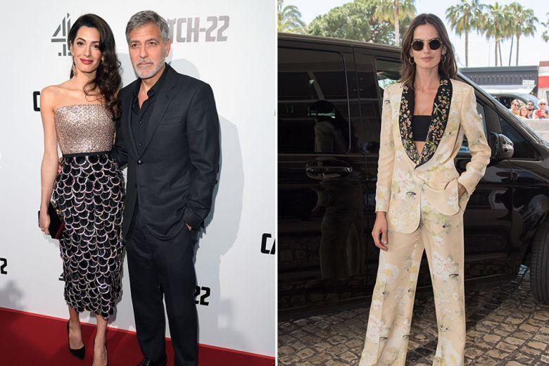 Bella Hadid, Amal Clooney e le altre star meglio vestite della settimana