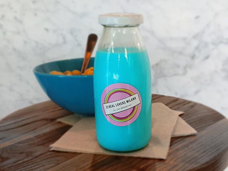 latte blu star wars