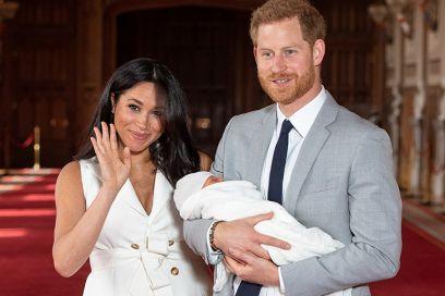 6 cose da sapere sul battesimo di Archie Harrison Mountbatten-Windsor