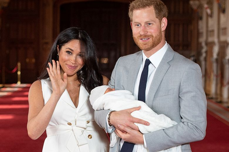 Harry e Meghan portano Archie in Africa per il suo primo Royal Trip