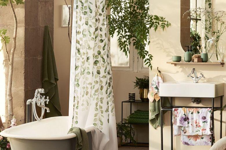 Come arredare il bagno con le piante da interno