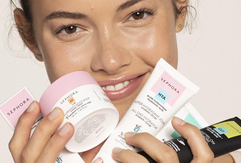 Sephora Collection GOOD FOR: la nuova skincare che ama la pelle