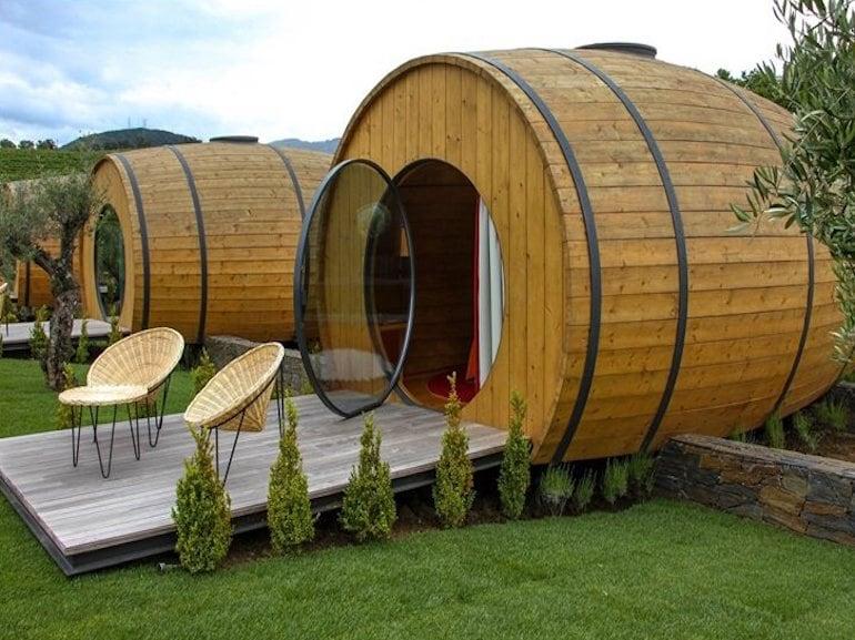 quinta da pacheca wine hostel portogallo