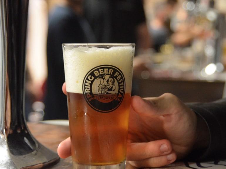 spring beer festival roma