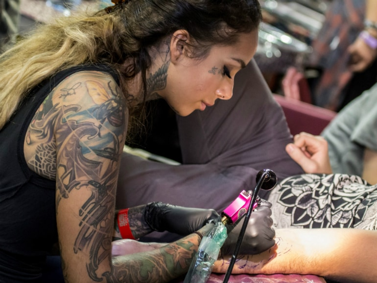 tatoo festival roma
