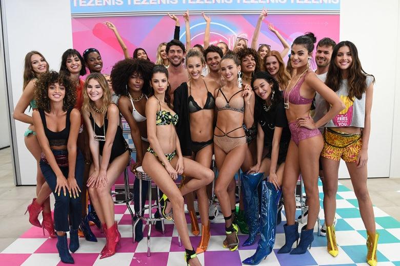 Tezenis Drive In Show: la sfilata mare per l'Estate 2019