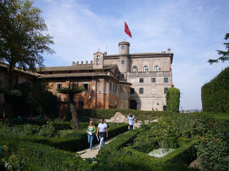 villa priorato malta