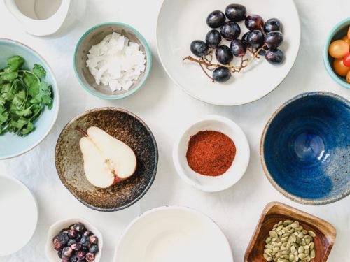 dieta e cibo a base di acido urico