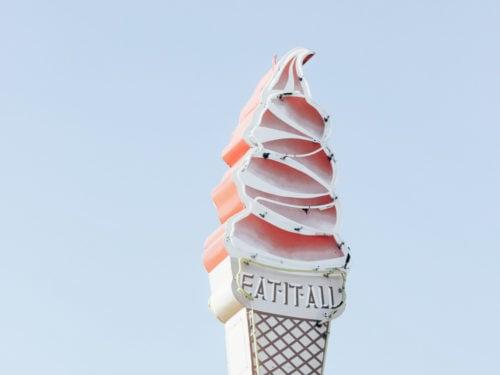 perdere peso e mangiare il gelato