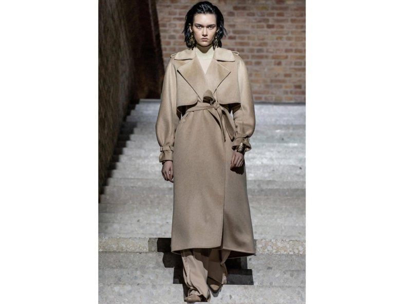 4 Camel coat
