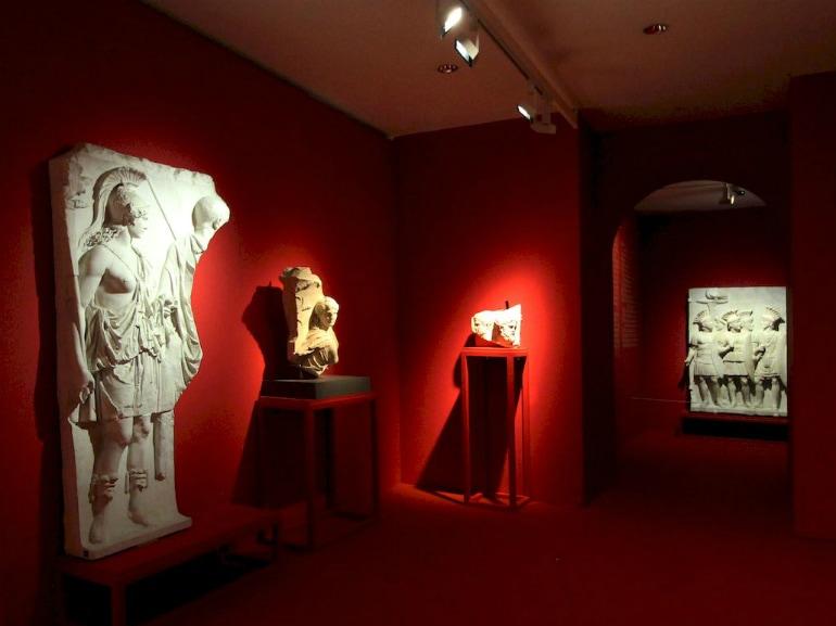 Ara Pacis Mostra Claudio imperatore