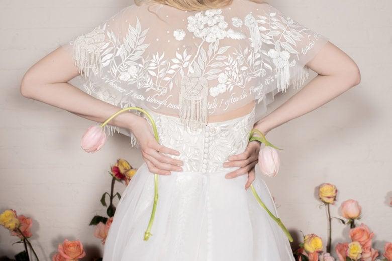 Abiti da sposa in stile boho: le novità del momento