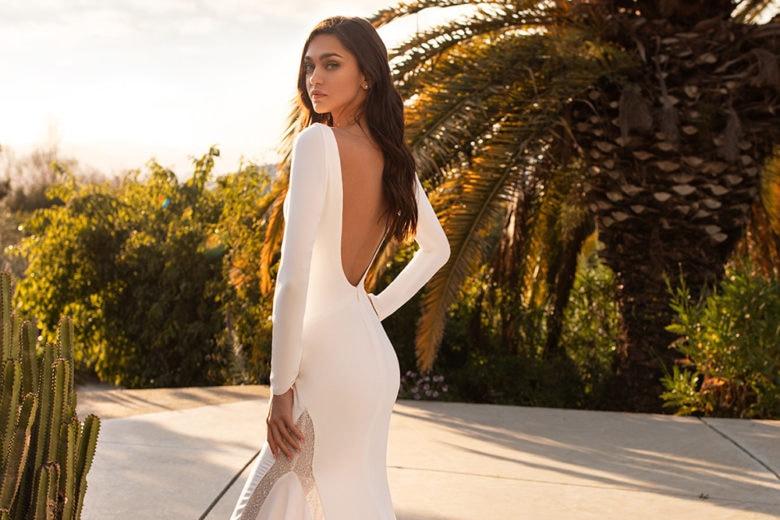Abiti da sposa: la collezione Cruise 2020 di Pronovias