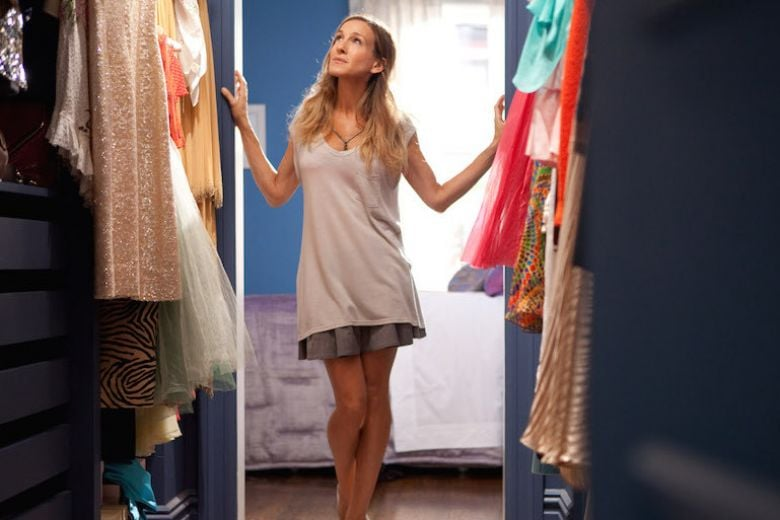 Sarah Jessica Parker svela uno dei più grandi misteri (di moda) di Sex And The City