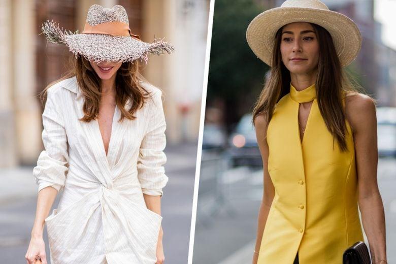 Cappelli estivi: i modelli più cool da sfoggiare