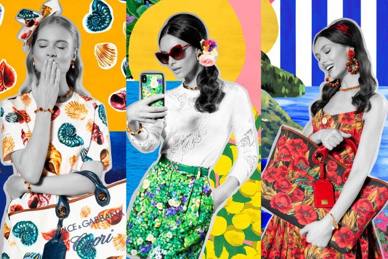 Dolce & Gabbana: 6 collezioni speciali per l'estate 2019
