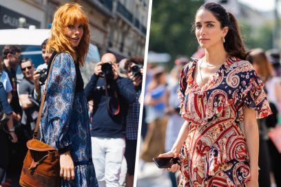 La stampa paisley è tutto ciò che vi serve per un'estate hippie chic