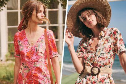 Abiti a fiori: i modelli giusti per dare un twist al guardaroba estivo