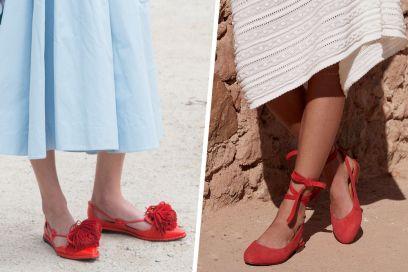 Come indossare le ballerine: 5 idee (molto cool) da provare in questa stagione