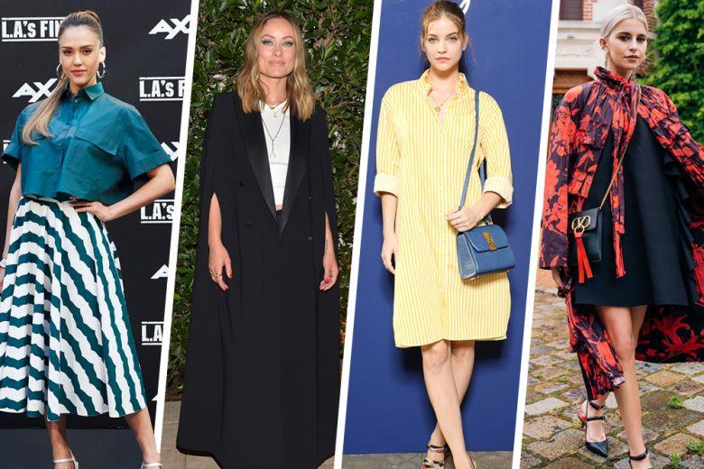 Jessica Alba, Sienna Miller e le altre star meglio vestite della settimana