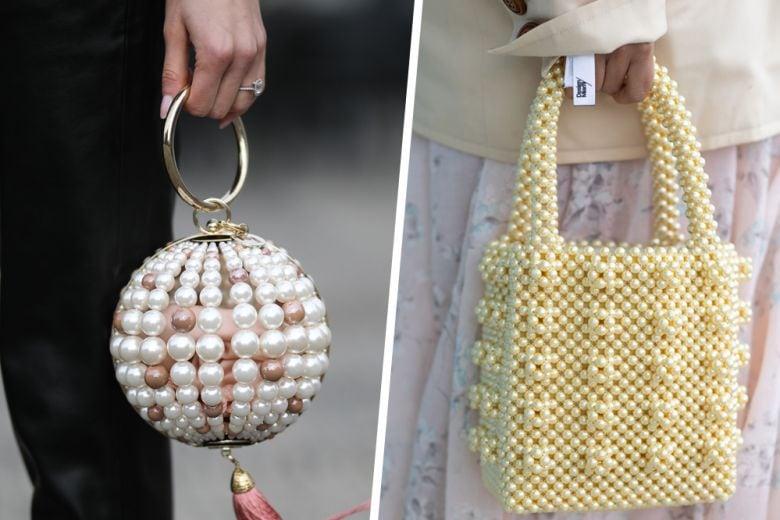 Borse con le perle: ecco i modelli must da acquistare al volo!