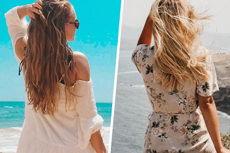 Come gestire e proteggere il colore dei capelli d'estate