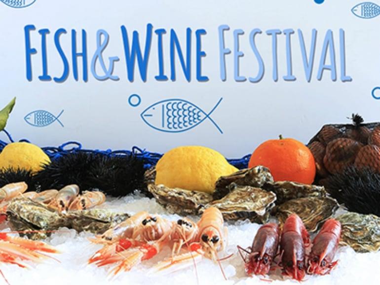 Fish e Wine Festival 2019 eataly