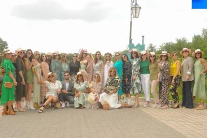 Grazia per Chopard Eyewear: picnic di stile tra le vigne