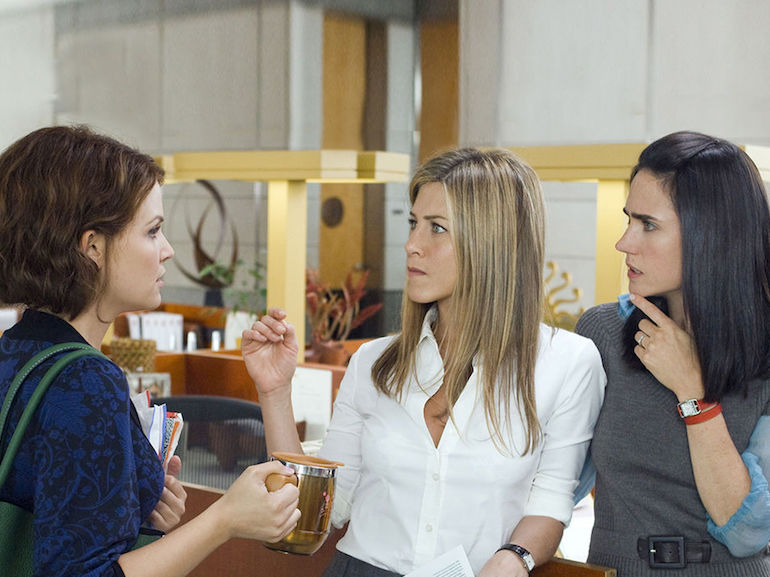 Jennifer Aniston amiche