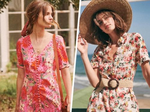 7e8dc7758e Abiti a fiori estivi: i modelli lunghi e corti per l'estate 2019