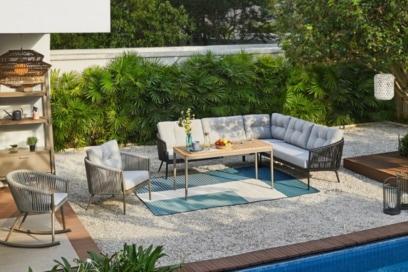 10 salotti da giardino perfetti per i tuoi spazi esterni