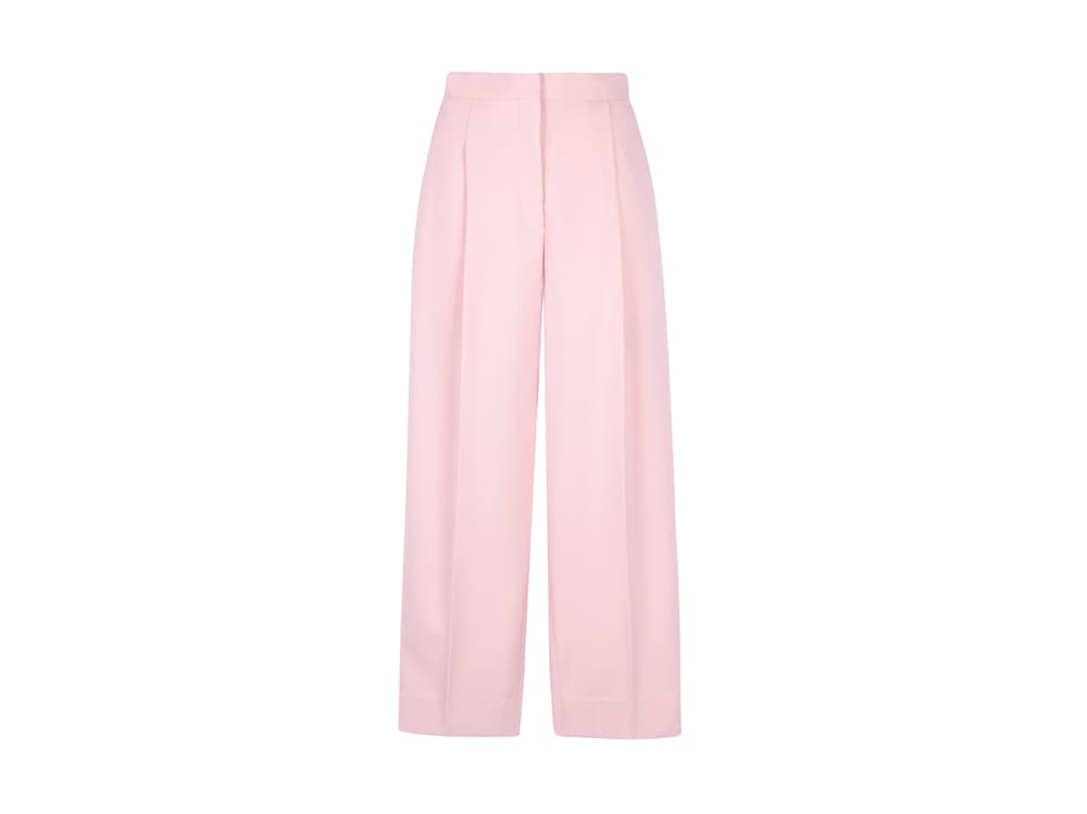 Sandro_Pink_Trousers