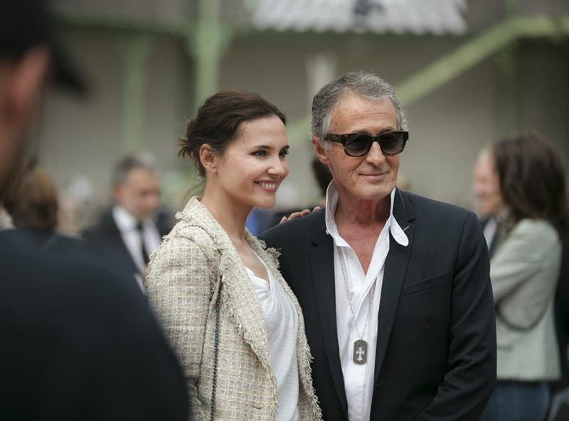 Virginie Ledoyen & Eric Pfrunder