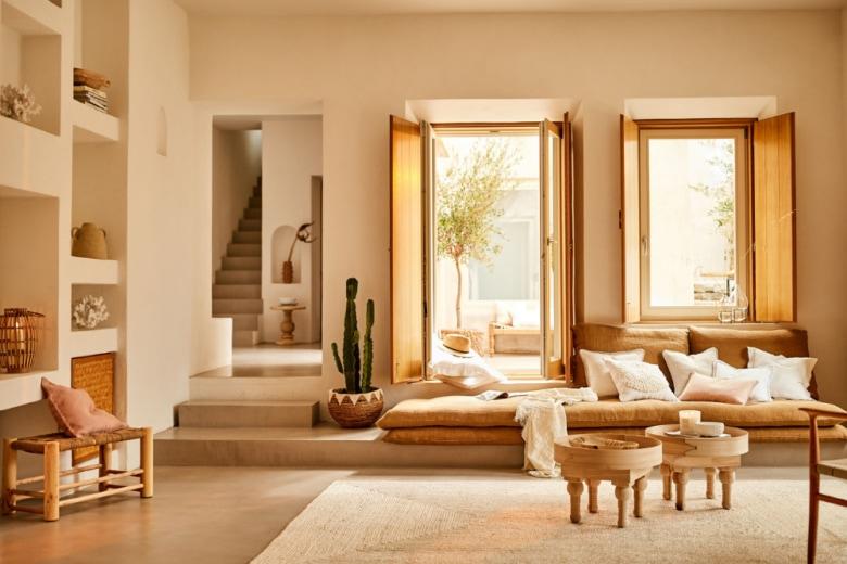 Zara Home: la nuova collezione estiva ispirata alla Grecia