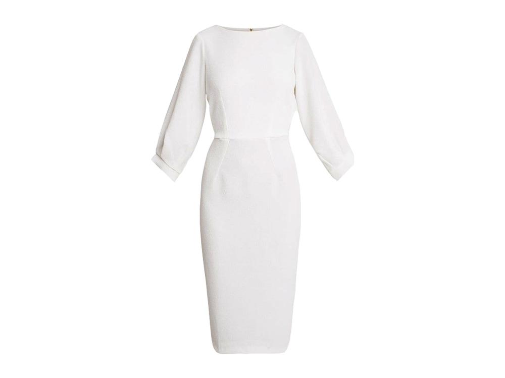abito-bianco-CLOSET-su-zalando