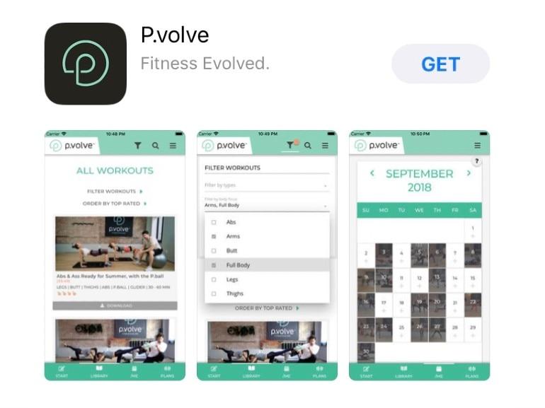 app p.volve