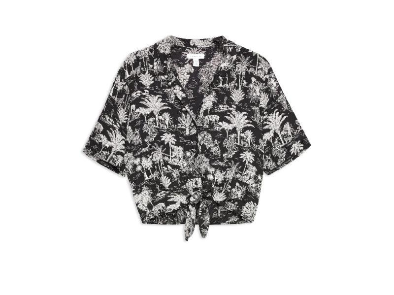 camicia-topshop-yoox