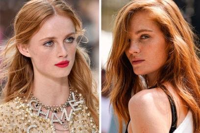 Capelli rossi: ispiratevi ai look delle modelle redhead più cool