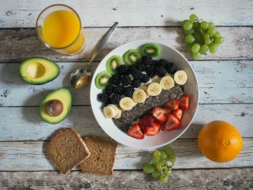colazione veloce e dieta sana