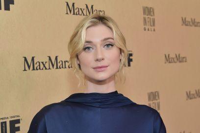 Max Mara e Women in Film premiano l'attrice Elizabeth Debicki