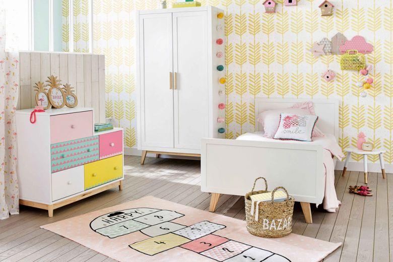 Maisons du Monde: la nuova collezione bambini trasforma la cameretta in una favola!