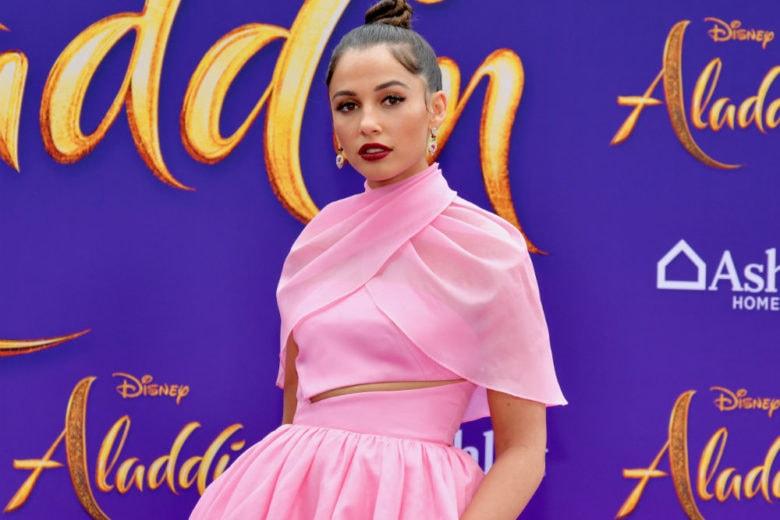 """Naomi Scott beauty look: focus on eyes per l'attrice di """"Aladdin"""""""