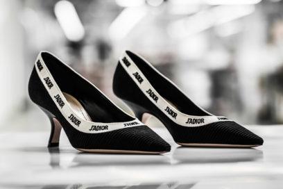 Dior presenta le nuove pumps J'Adior (e noi le amiamo già alla follia)