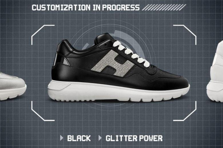 Cambia look ogni giorno con le sneakers di Hogan da personalizzare!