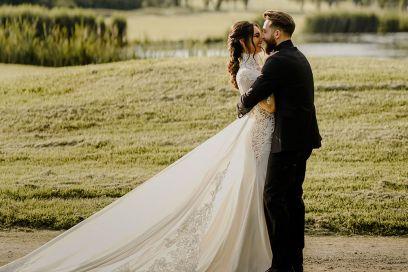 Il matrimonio da favola di Lorella Boccia e Niccolo' Presta